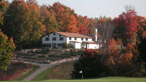 Grandview GC: clubhouse