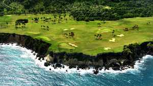 Playa Grande GC: Aerial view