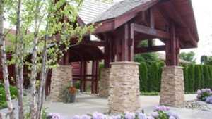 Fox Hills CC: Fox Classic clubhouse