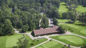 Quail Chase GC: clubhouse