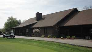 Iroquois GC: Clubhouse