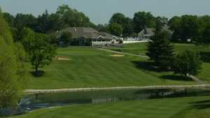 Wildwood CC: clubhouse