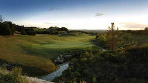 University of Texas Golf Club - 7th Hole