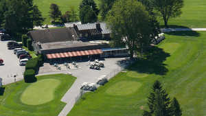 Lake St. George GC: clubhouse