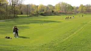 Eagle Creek GC: Driving range