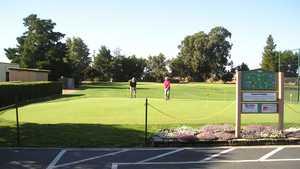 Bradshaw Ranch GC: practice area