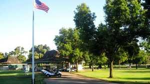 Swenson Park GC: clubhouse