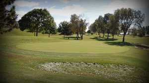 Regulation Nine at Cherokee Ridge GC: #4