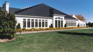 Cedar Glen GC: Clubhouse