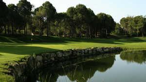 Pasha Course at Antalya GC