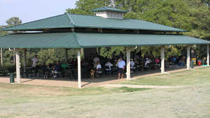Fort Benning GC: Outdoor pavilion