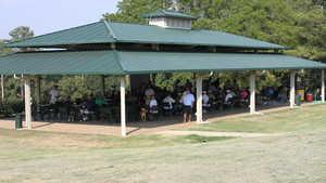 Fort Benning GC: Outdoor pavilion