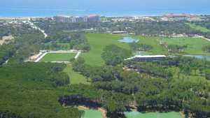 Kaya Eagles GC - Aerial View