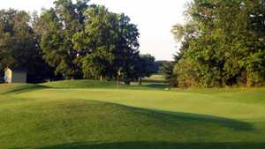 Back Nine at Briarwood GC: #18