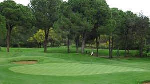 Titanic Golf Club - 1st green