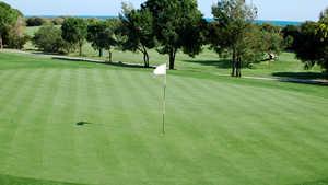 Titanic Golf Club - 11th green