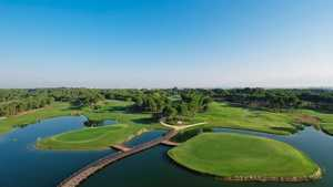Sueno GC: Aerial view