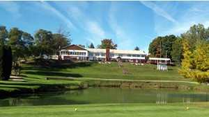 Port Huron Elk's GC: clubhouse