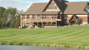 Minnesota National GC: clubhouse