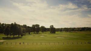 Fieldstone GC of Auburn Hills: Driving range