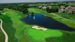 Shoal Creek GC: aerial view