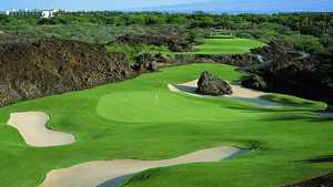 Mauna Lani - North Course: #17