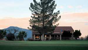 Kino Springs GC: Clubhouse