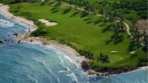 Punta Mita Club de Golf: Aerial view