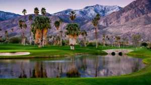 Indian Canyons Golf Resort - South: #18