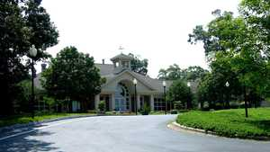 Lake Hickory CC at Catawba Springs: Clubhouse
