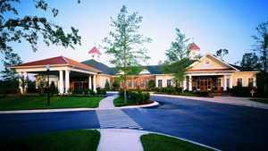 Brier Creek CC: Clubhouse