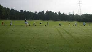 North Ridge CC: Driving range