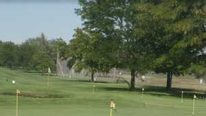 Black Rock Creek GG: Practice area