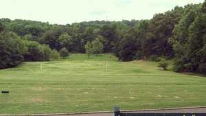 Reynolds Park GC: Driving range