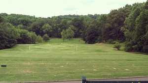 Reynolds Park GC: Driving range