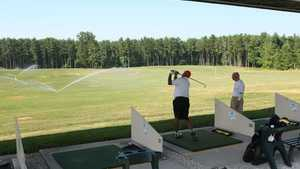Pine Ridge GC: driving range
