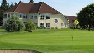 Black Bush GC: Clubhouse