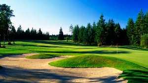 Golf Club at Hawks Prairie - Links: #18