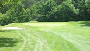 Buck Hill Falls GC - Blue: #6