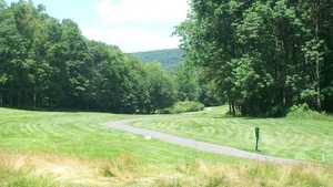 Buck Hill Falls GC - White: #2