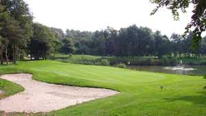 Ockenburgh GC: 5th green