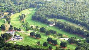 Segregansett CC: Aerial