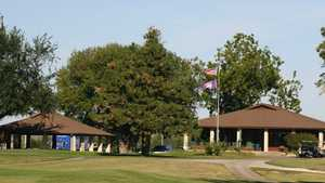 Stagg Hill GC: clubhouse