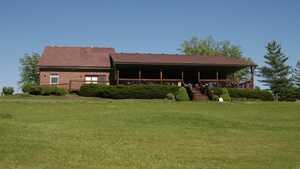 Grand Oak GC: clubhouse
