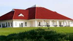 Eagle Hills GC: clubhouse