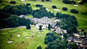 Faithlegg GC: Aerial view
