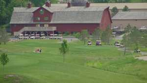 Whispering Creek GC: clubhouse