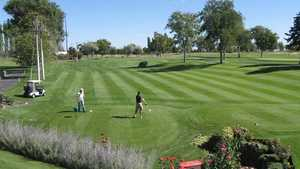 Moses Lake GC: #10