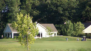 Hidden Creek GC: clubhouse