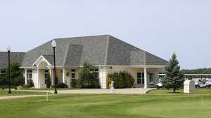 Duckers Lake GC: clubhouse